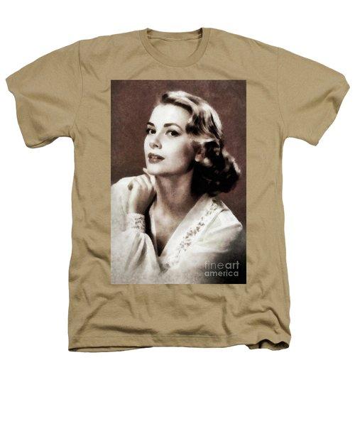 Grace Kelly, Actress, By Js Heathers T-Shirt