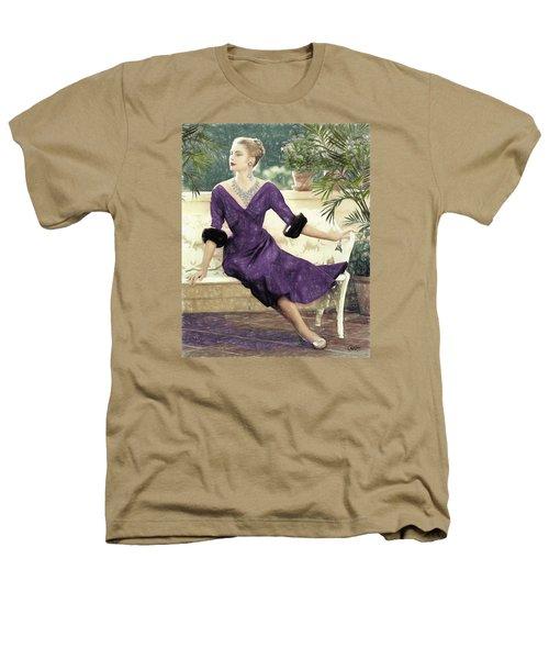 Grace Kelly Draw Heathers T-Shirt