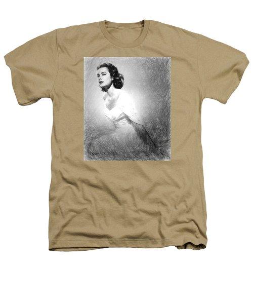 Grace Kelly Sketch Heathers T-Shirt