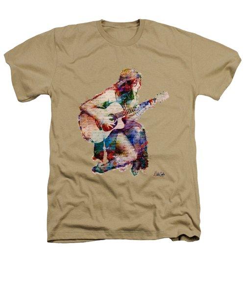 Gypsy Serenade Heathers T-Shirt by Nikki Smith