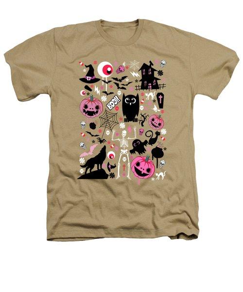 Halloween Night  Heathers T-Shirt by Mark Ashkenazi