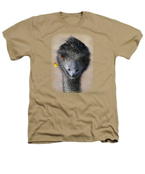 Happy Emu Heathers T-Shirt by Ivana Westin