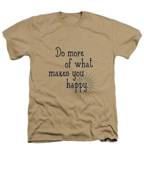 Text Art Happy Heathers T-Shirt