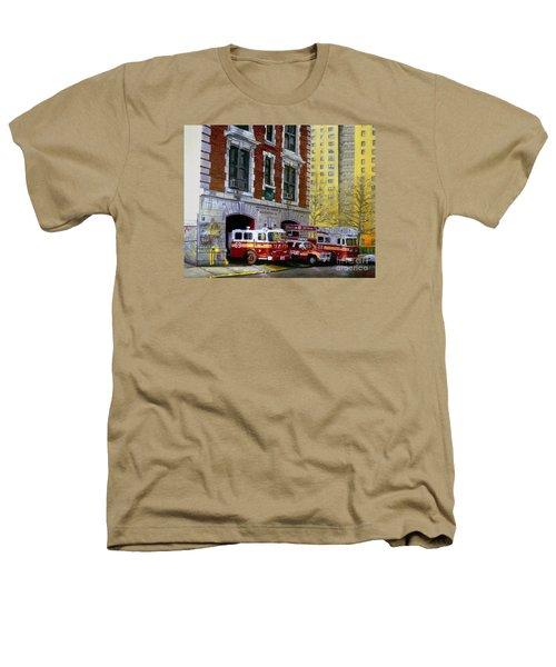 Harlem Hilton Heathers T-Shirt by Paul Walsh