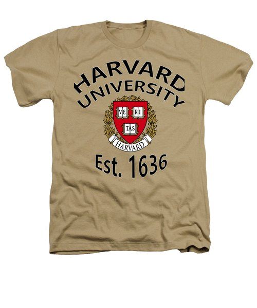 Harvard University Est 1636 Heathers T-Shirt