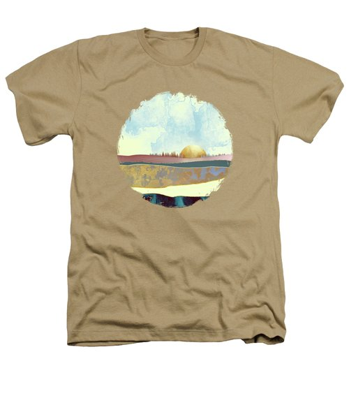 Hazy Afternoon Heathers T-Shirt