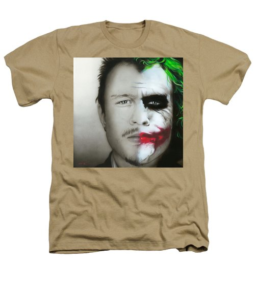 Heath Ledger / Joker Heathers T-Shirt