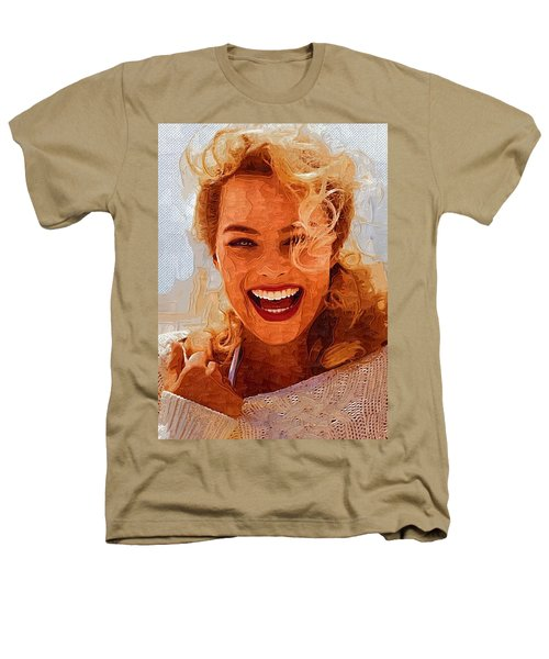 Hollywood Star Margot Robbie Heathers T-Shirt by Best Actors