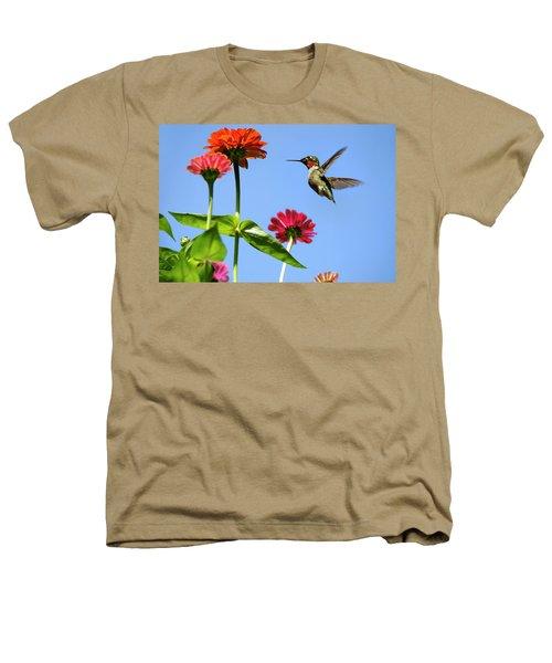 Hummingbird Happiness Heathers T-Shirt