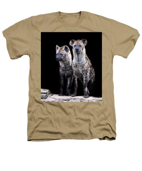Hyena Lookout Heathers T-Shirt