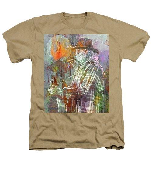 I Wanna Live, I Wanna Give Heathers T-Shirt by Mal Bray