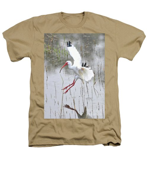 Ibis Soft Water Landing Heathers T-Shirt