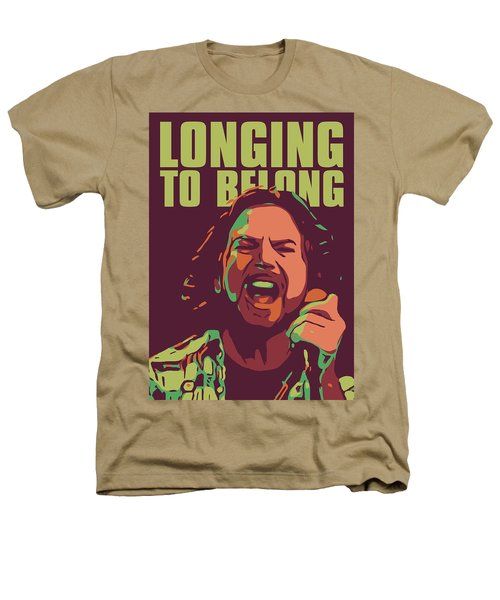Eddie Vedder Heathers T-Shirt by Greatom London