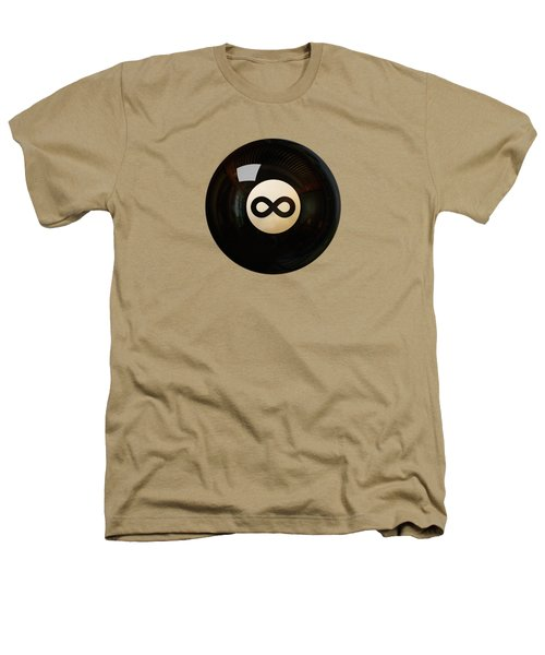 Infinity Ball Heathers T-Shirt by Nicholas Ely