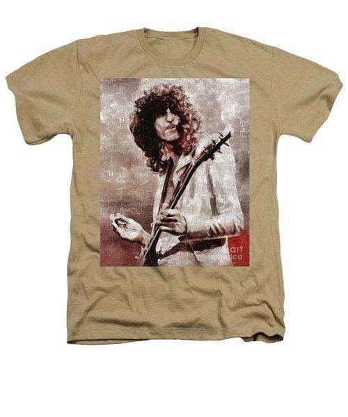 Jimmy Page By Mary Bassett Heathers T-Shirt