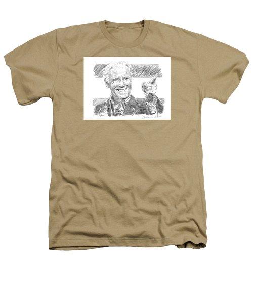 Joe Biden Heathers T-Shirt by Shawn Vincelette