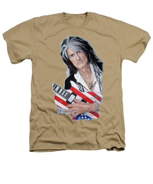 Joe Perry Heathers T-Shirt by Melanie D
