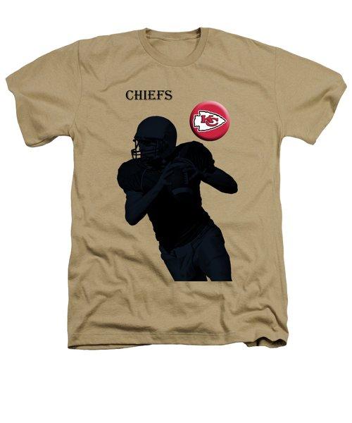 Kansas City Chiefs Football Heathers T-Shirt