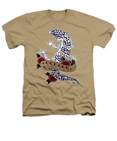 Keeper Leopard Gecko Heathers T-Shirt