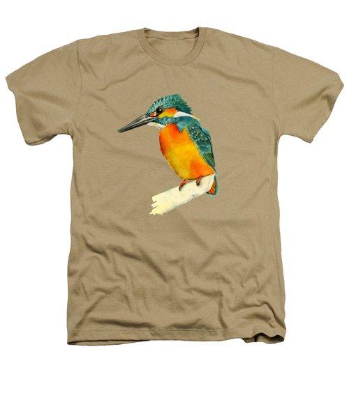 Kingfisher Bird  Heathers T-Shirt