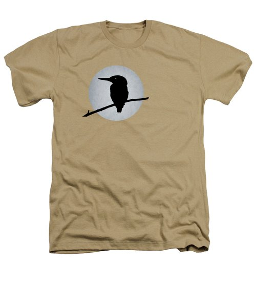Kingfisher Heathers T-Shirt by Mark Rogan