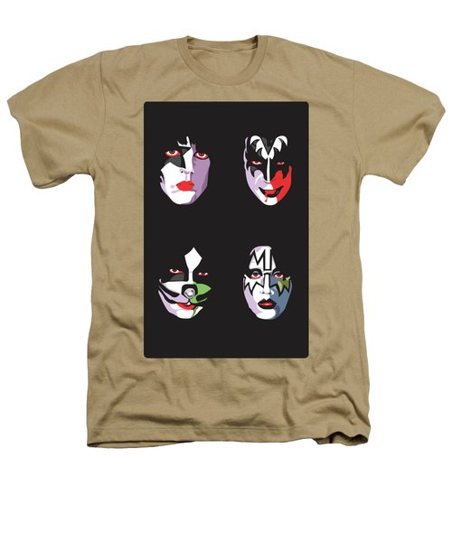Kiss Heathers T-Shirt by Troy Arthur Graphics