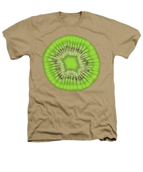 Kiwi Kaliedoscope Heathers T-Shirt