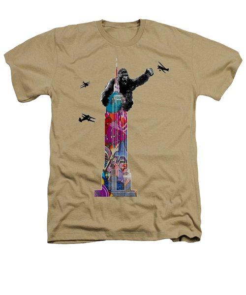 Kong Heathers T-Shirt