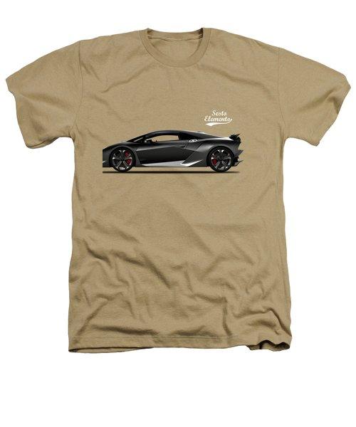 Lamborghini Sesto Elemento Heathers T-Shirt