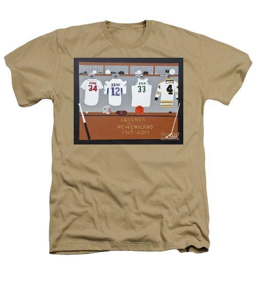 Legends Of New England Heathers T-Shirt