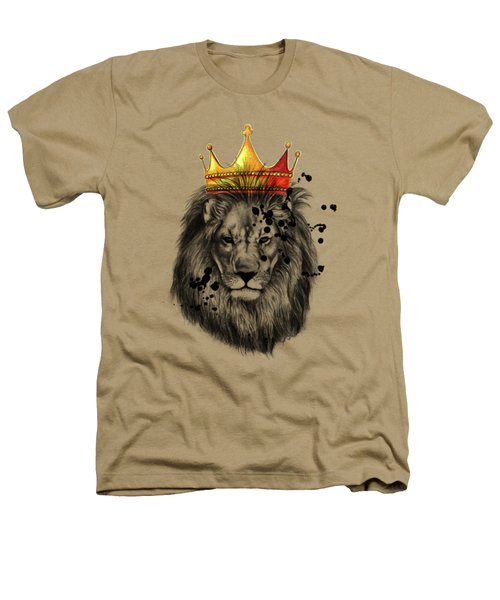 Lion King  Heathers T-Shirt by Mark Ashkenazi