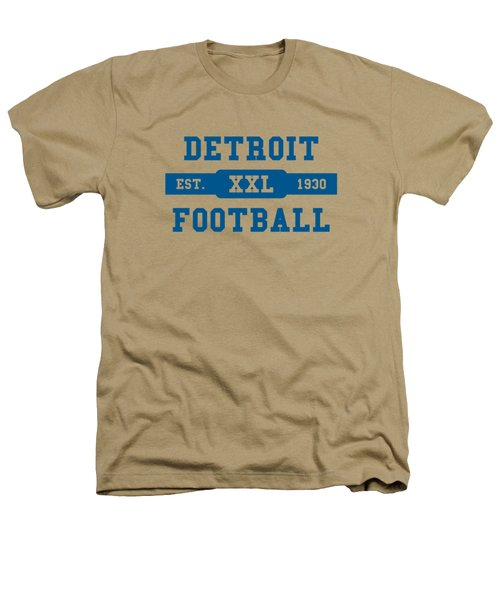 Lions Retro Shirt Heathers T-Shirt