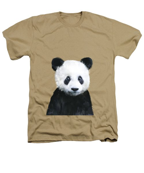 Little Panda Heathers T-Shirt by Amy Hamilton