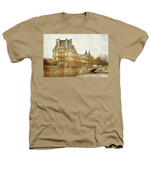 Louvre Museum Heathers T-Shirt