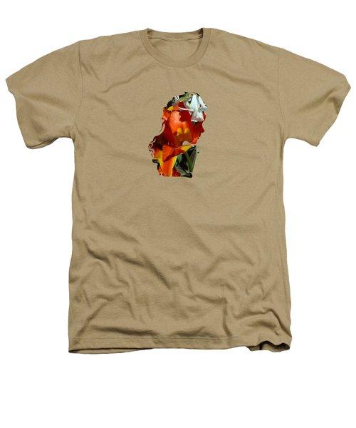 Extraordinary Love Flower Lifestyle Heathers T-Shirt