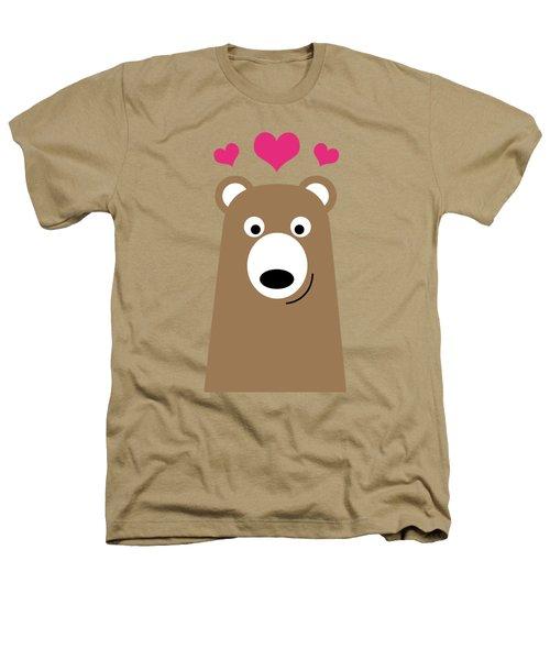 Love Bear Heathers T-Shirt