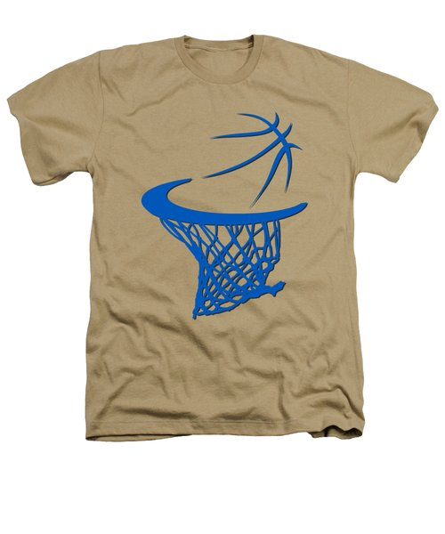 Magic Basketball Hoop Heathers T-Shirt