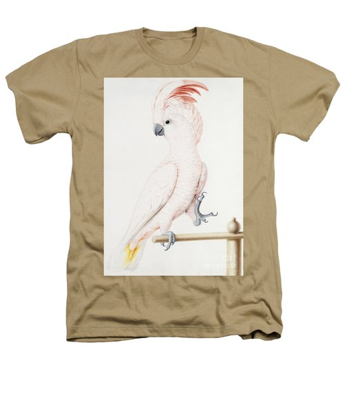 Major Mitchell's Cockatoo Heathers T-Shirt by Nicolas Robert