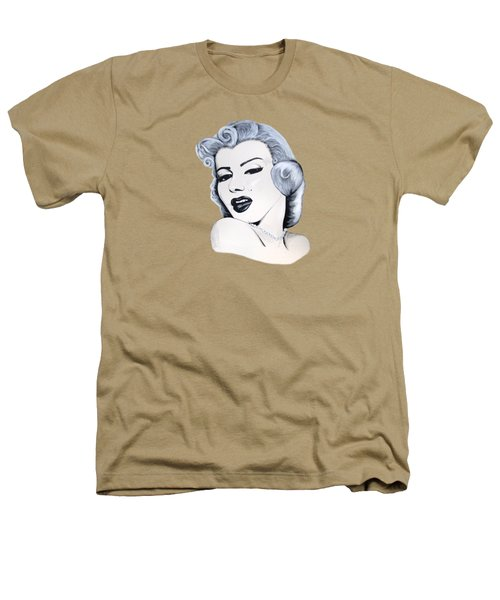 Marilyn Monroe Heathers T-Shirt by Ivana Hlavca