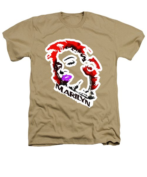 Marilyn Heathers T-Shirt by Voldemaras Lemon