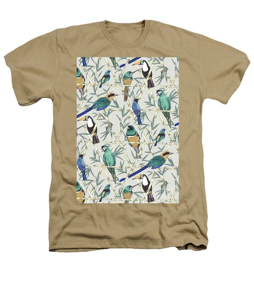 Menagerie Heathers T-Shirt by Jacqueline Colley