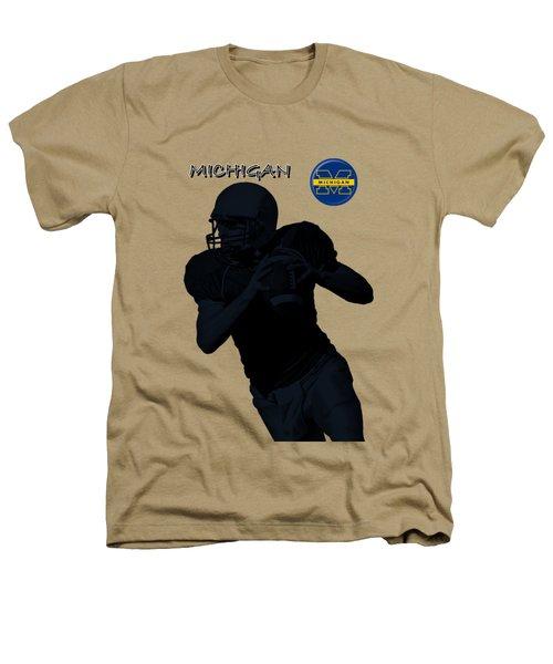 Michigan Football  Heathers T-Shirt