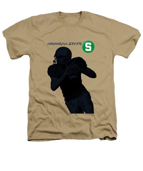 Michigan State Football Heathers T-Shirt