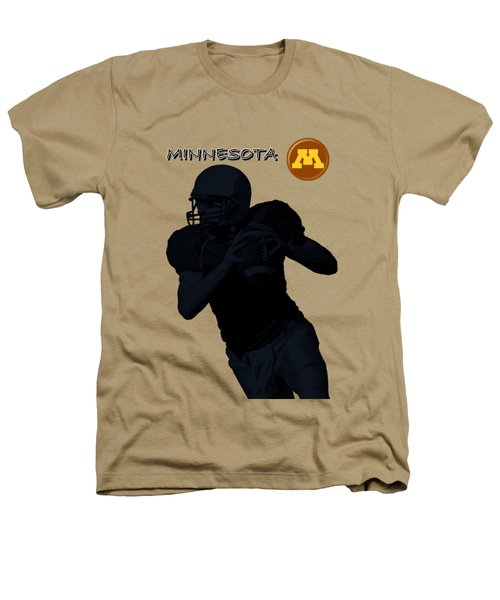Minnesota Football Heathers T-Shirt