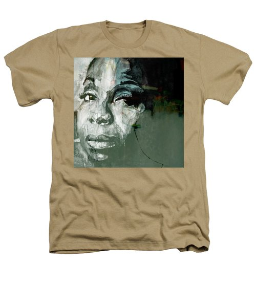 Mississippi Goddam Heathers T-Shirt by Paul Lovering