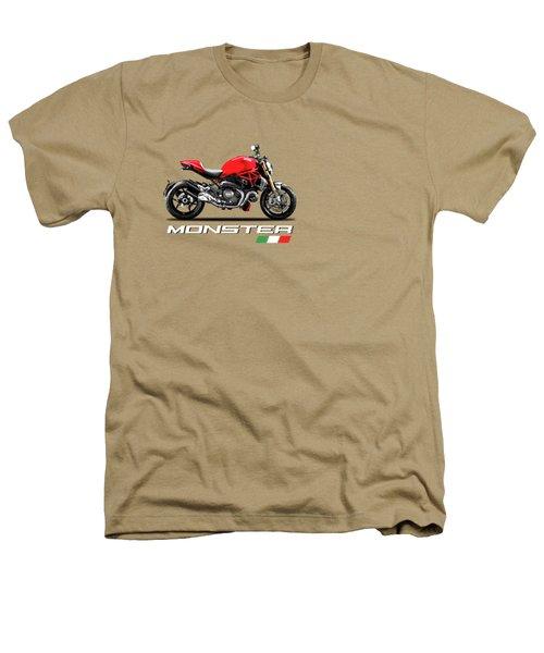Monster 1200 Heathers T-Shirt