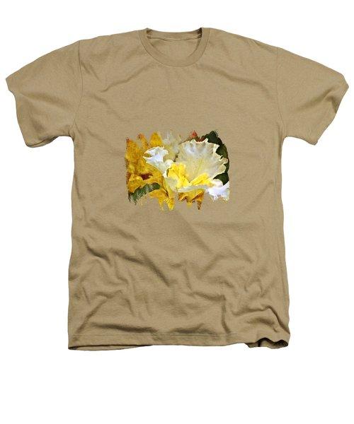 Morning Iris Heathers T-Shirt by Thom Zehrfeld