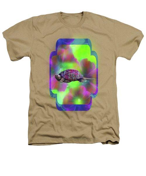 Ms Curlie Heathers T-Shirt by Linda Troski