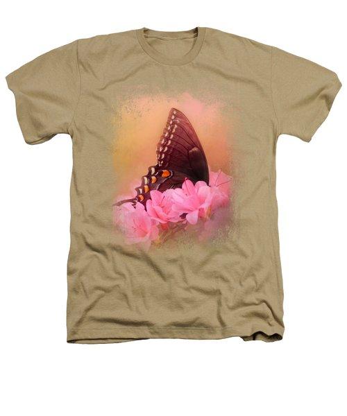 Napping In The Azaleas Heathers T-Shirt