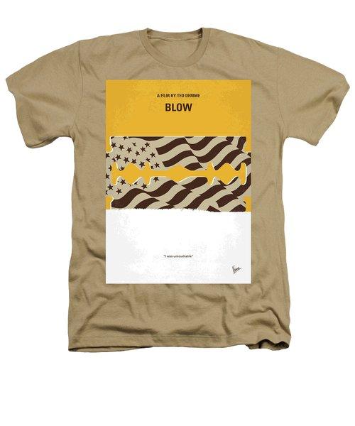 No693 My Blow Minimal Movie Poster Heathers T-Shirt